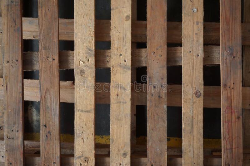 Αφηρημένη ξύλινη παλέτα στοκ εικόνα με δικαίωμα ελεύθερης χρήσης