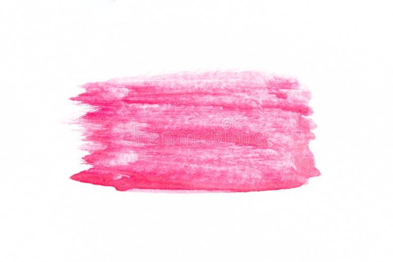 Αφηρημένη πτώση watercolor παφλασμών watercolor τέχνης στοκ φωτογραφία με δικαίωμα ελεύθερης χρήσης