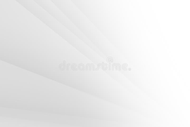 Αφηρημένη σκίαση τεχνών γραμμών γεωμετρίας και ελαφρύ blu χρώματος κλίσης διανυσματική απεικόνιση