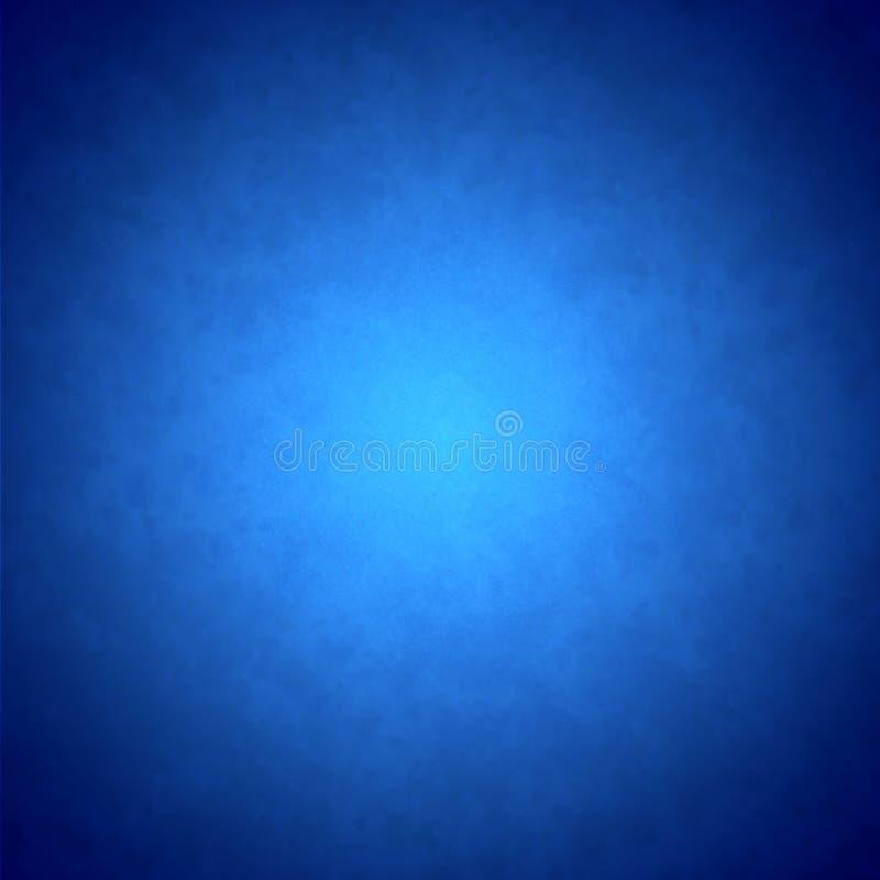 Αφηρημένη σκούρο μπλε σύσταση τοίχων Grunge για το υπόβαθρο ελεύθερη απεικόνιση δικαιώματος