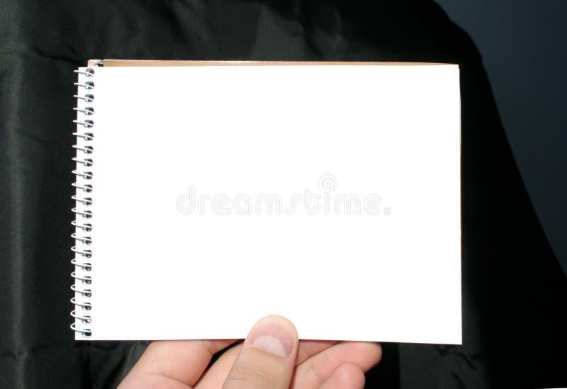 αφηρημένη σπείρα σημειωματ στοκ φωτογραφία με δικαίωμα ελεύθερης χρήσης