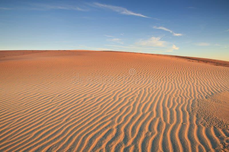 Αφηρημένη σύσταση υποβάθρου άμμου στοκ εικόνα
