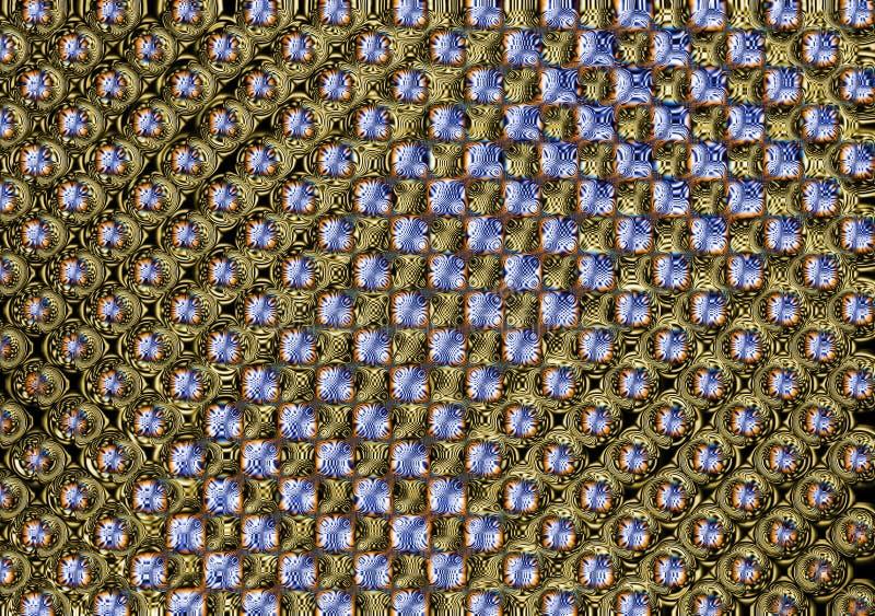 αφηρημένη σύσταση techno στοκ φωτογραφία με δικαίωμα ελεύθερης χρήσης