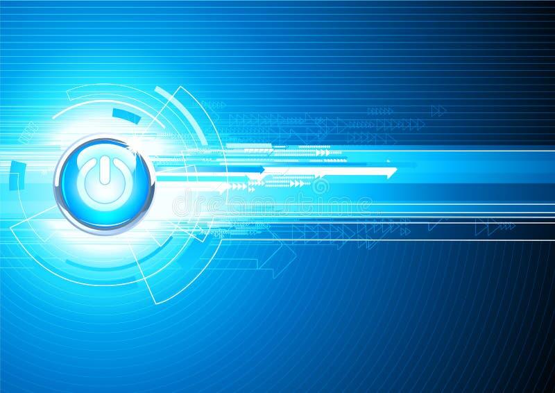 αφηρημένη υψηλή τεχνολογί&a απεικόνιση αποθεμάτων