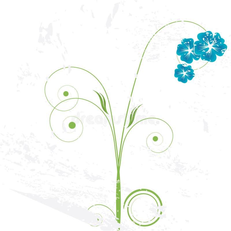 Download αφηρημένη Floral ανασκόπηση Διανυσματική απεικόνιση - εικονογραφία από κάρτα, prints: 13182868