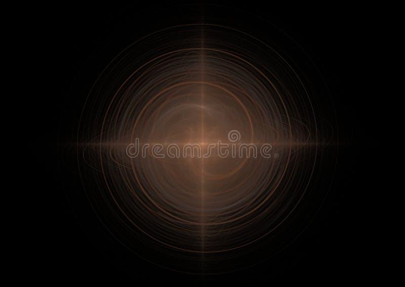 Αφηρημένη fractal εικόνα απεικόνιση αποθεμάτων
