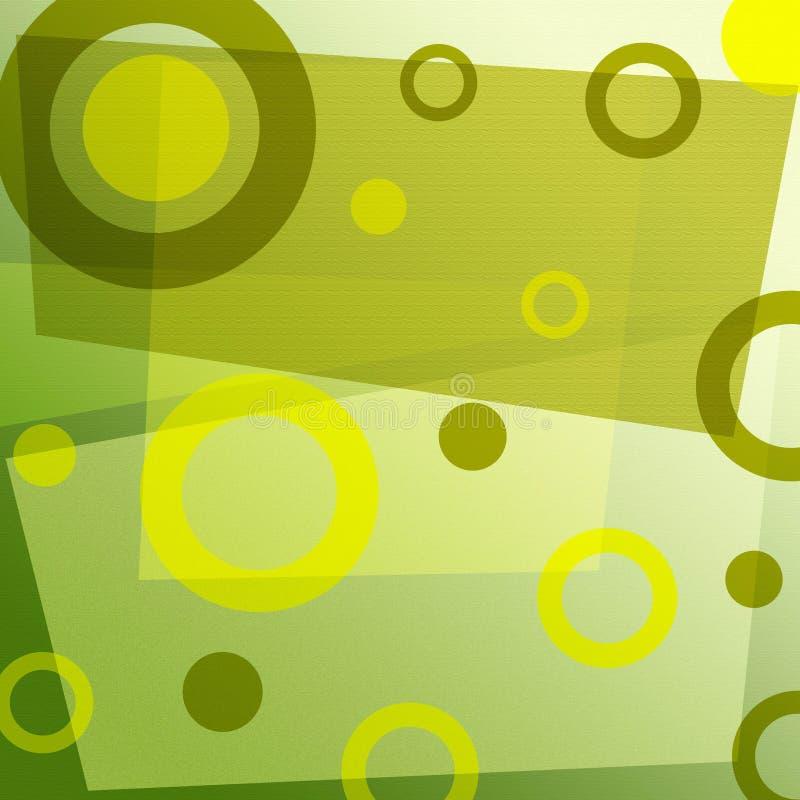 αφηρημένοι κύκλοι ελεύθερη απεικόνιση δικαιώματος