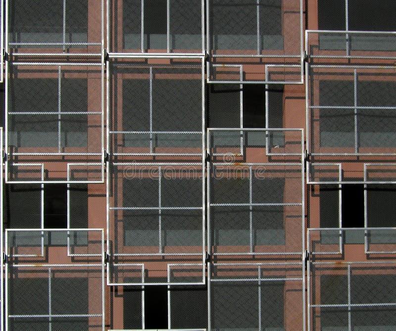 αφηρημένος αρχιτεκτονικό στοκ εικόνες