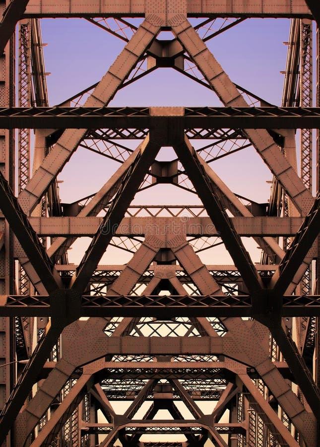 αφηρημένος αρχιτεκτονικό στοκ εικόνες με δικαίωμα ελεύθερης χρήσης