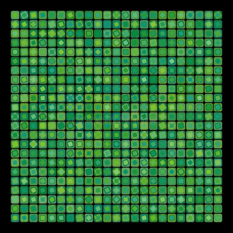 αφηρημένος γεωμετρικός π&rh διανυσματική απεικόνιση