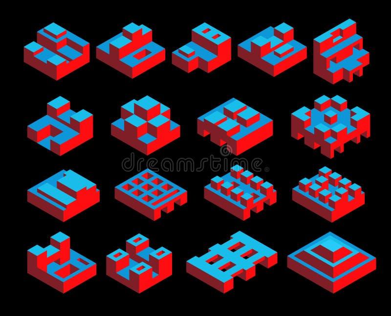 αφηρημένος γεωμετρικός ελεύθερη απεικόνιση δικαιώματος
