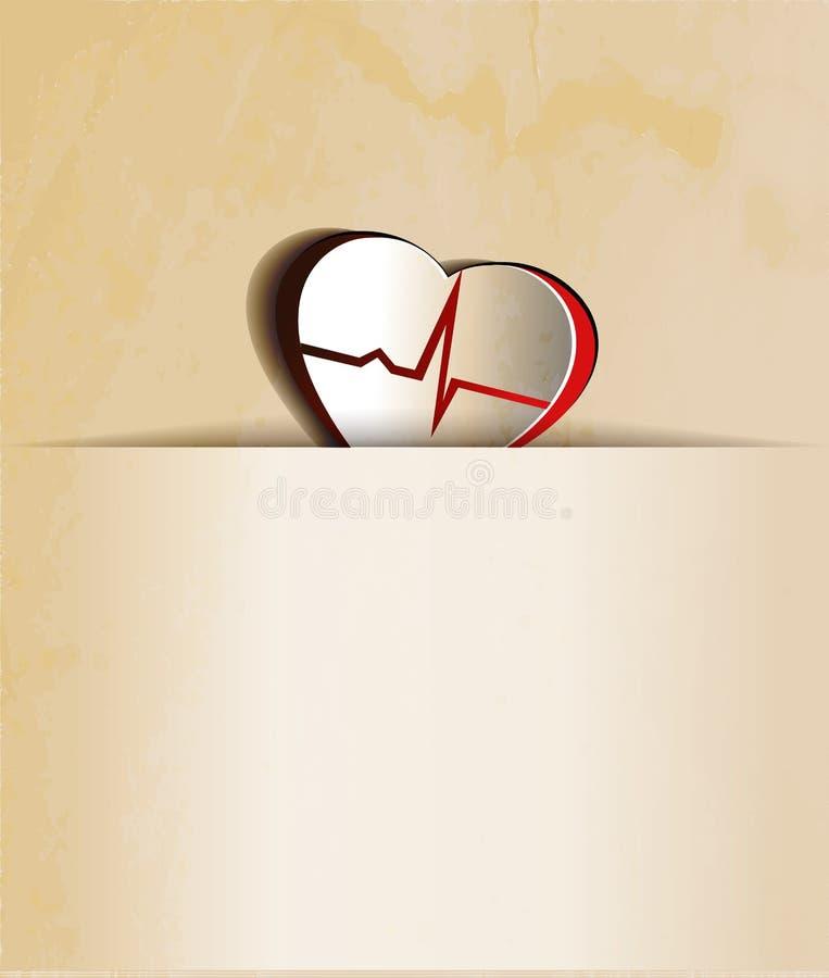 Αφηρημένος ιατρικός διανυσματική απεικόνιση