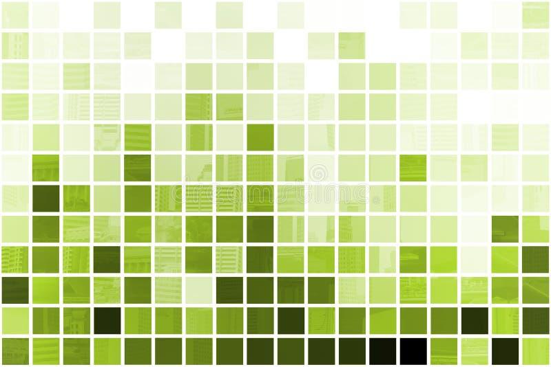 αφηρημένος καθαρός πράσινος απλός ανασκόπησης ελεύθερη απεικόνιση δικαιώματος