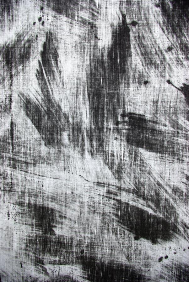 αφηρημένος καμβάς grunge στοκ φωτογραφία