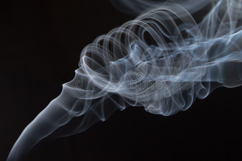 αφηρημένος καπνός στοκ εικόνα