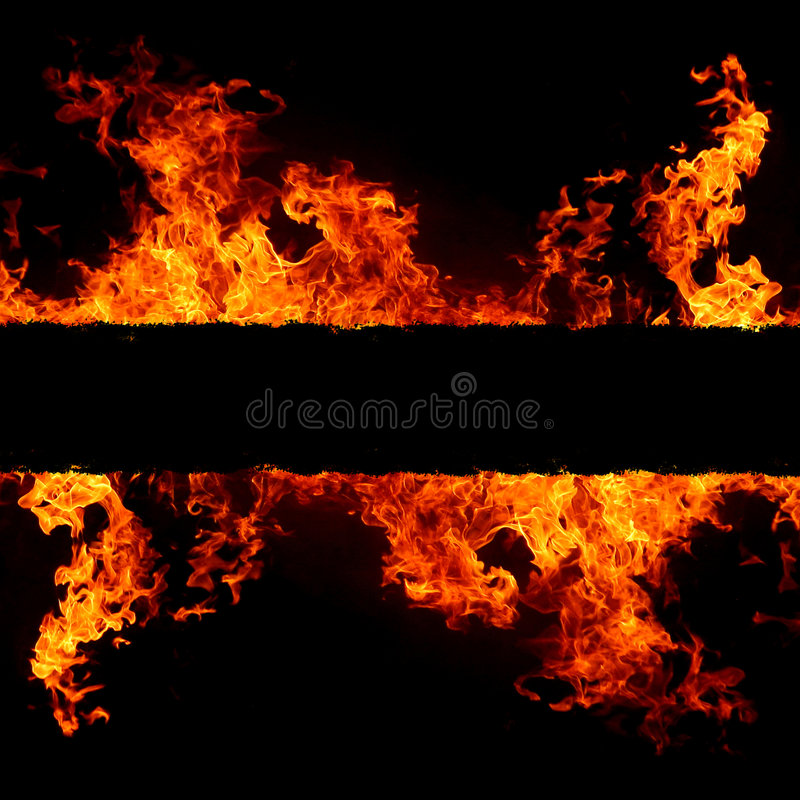 αφηρημένος καυτός ζωηρός φλογών πυρκαγιάς ανασκόπησης διανυσματική απεικόνιση