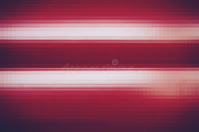Αφηρημένος κόκκινος ξύλινος φραγμός μωσαϊκών στοκ εικόνα με δικαίωμα ελεύθερης χρήσης