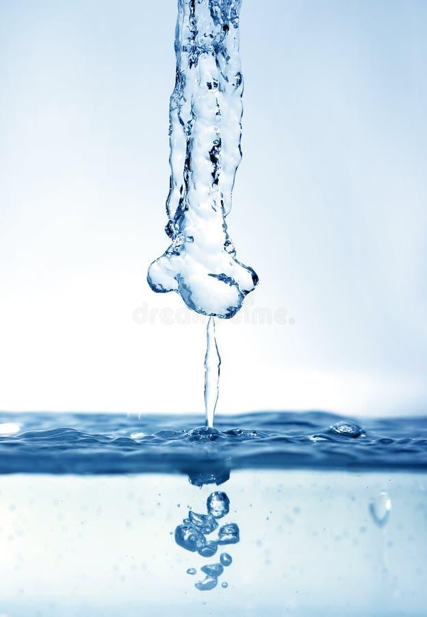 αφηρημένος κόσμος ύδατος στοκ εικόνα