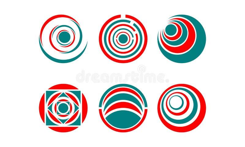 Αφηρημένος κύκλος στοκ φωτογραφία με δικαίωμα ελεύθερης χρήσης