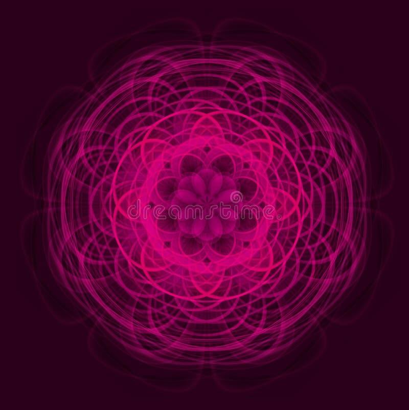 Αφηρημένος κύκλος στοκ εικόνες