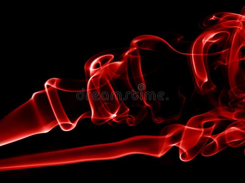 αφηρημένος μαύρος καπνός ι στοκ εικόνες με δικαίωμα ελεύθερης χρήσης