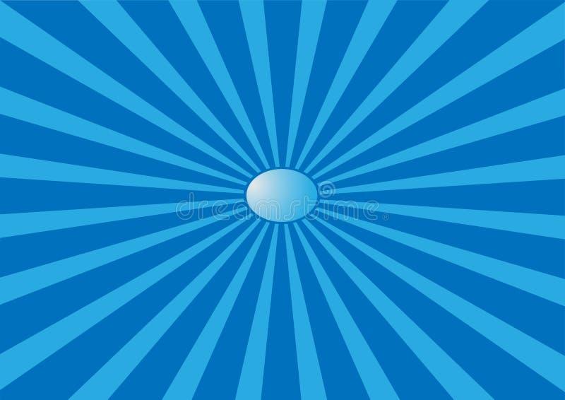 αφηρημένος μπλε σκοτεινό&s ελεύθερη απεικόνιση δικαιώματος