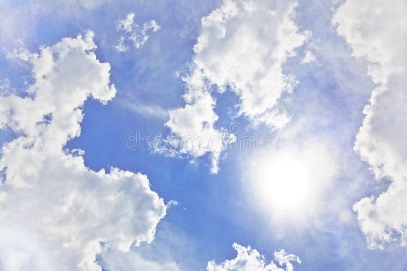 αφηρημένος ουρανός ανασκ στοκ φωτογραφία με δικαίωμα ελεύθερης χρήσης