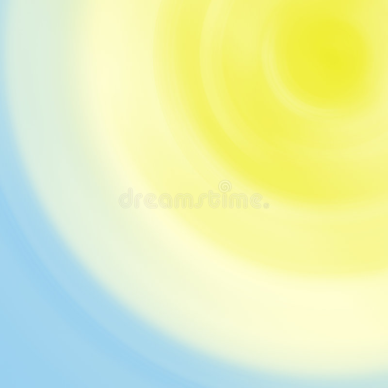 αφηρημένος ουρανός backgroun ηλιόλουστος απεικόνιση αποθεμάτων