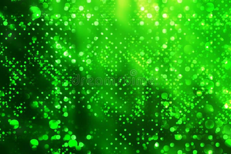 αφηρημένος πράσινος στοκ φωτογραφία