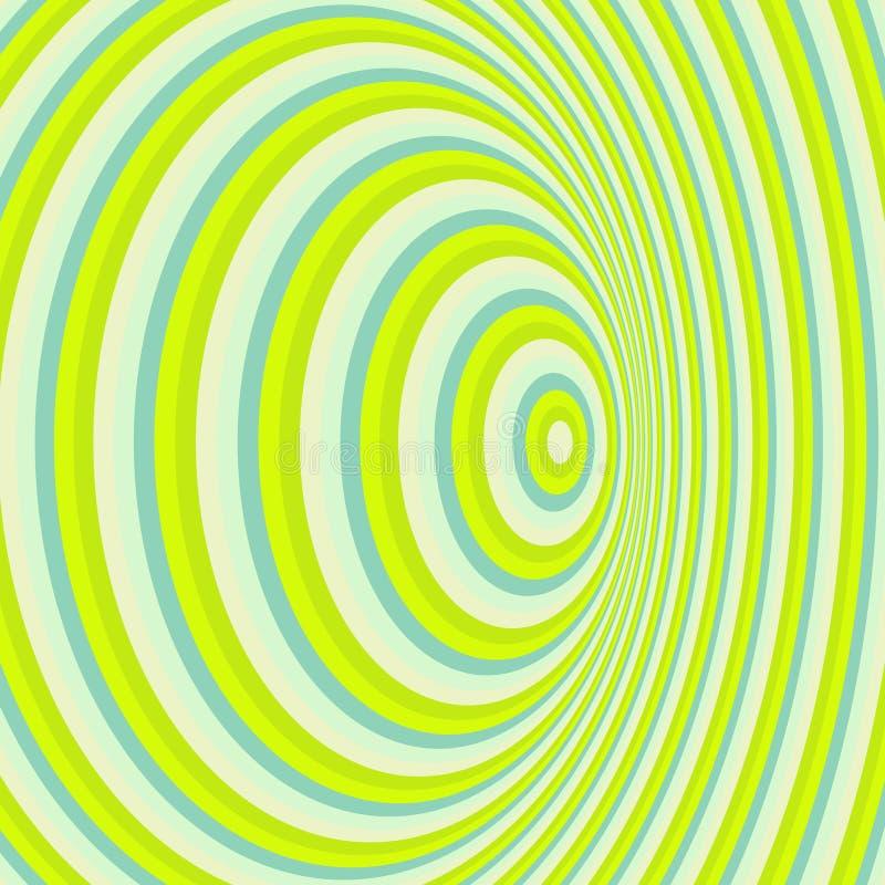 αφηρημένος στρόβιλος ανασκόπησης Σχέδιο με οπτικό διανυσματική απεικόνιση