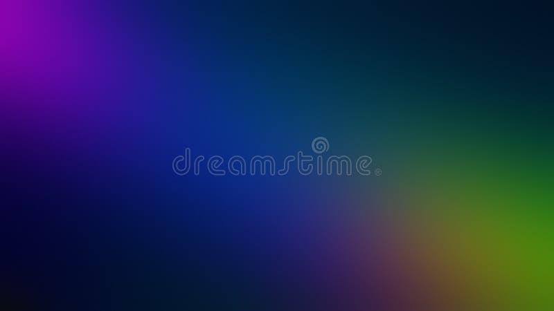 Αφηρημένος φωτεινός ελαφρύς, γραφικός ιστοχώρος κλίσης υποβάθρου απεικόνιση αποθεμάτων