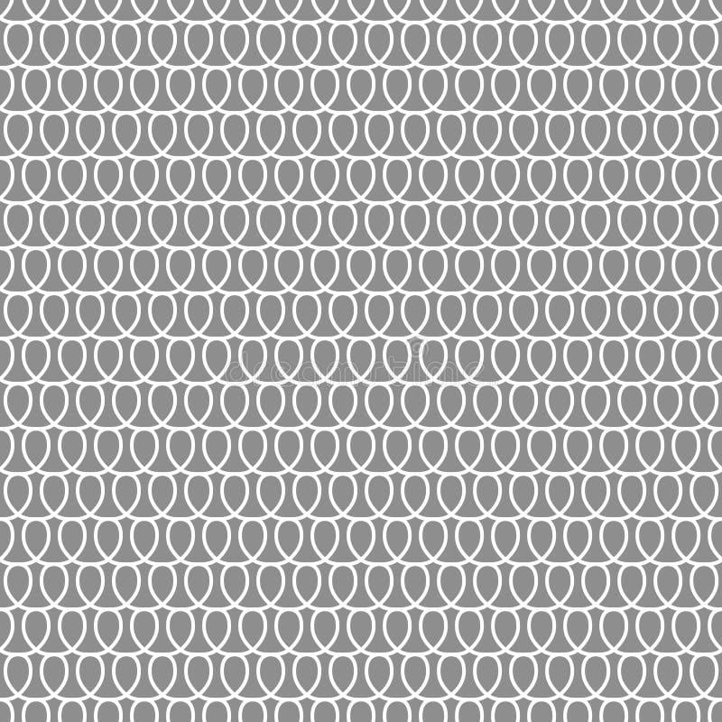 Αφηρημένο άνευ ραφής σχέδιο του γκρίζου χρώματος για τις ταπετσαρίες και το υπόβαθρο στοκ εικόνες