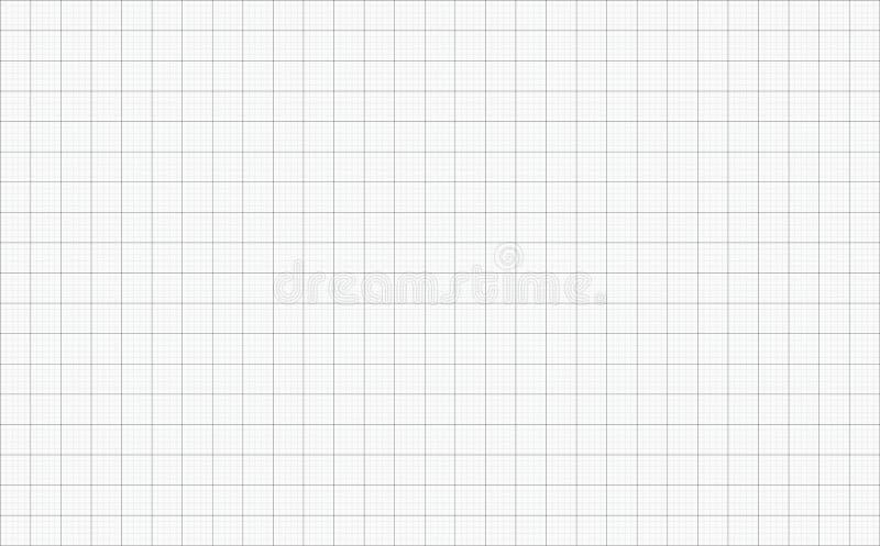 Αφηρημένο άνευ ραφής υπόβαθρο γραμμών πλέγματος εγγράφου γραφικών παραστάσεων διανυσματική απεικόνιση