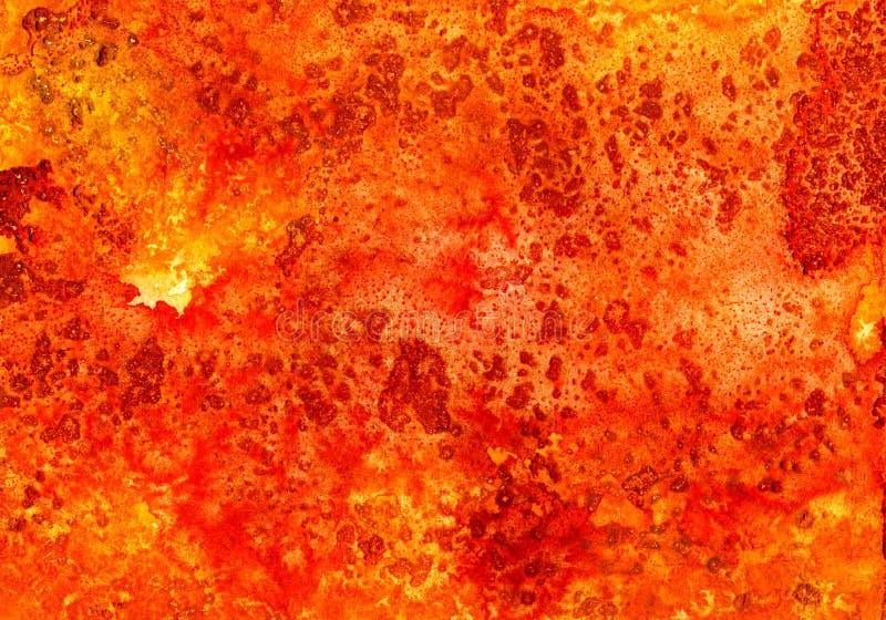 Αφηρημένο άνευ ραφής watercolour απεικόνιση αποθεμάτων