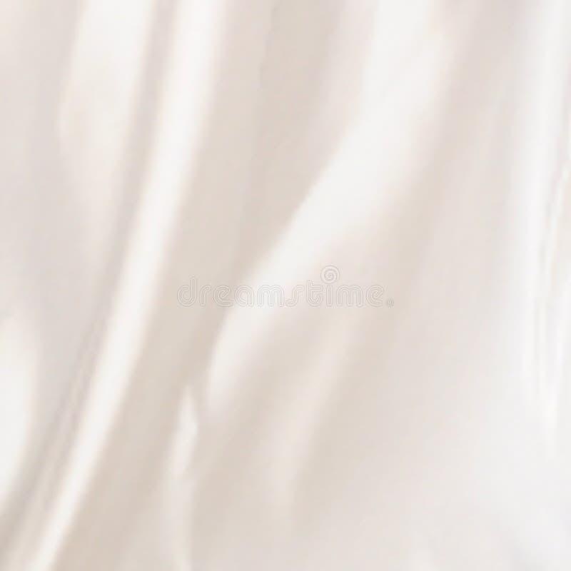 Αφηρημένο άσπρο θολωμένο υπόβαθρο επίσης corel σύρετε το διάνυσμα απεικόνισης στοκ εικόνες με δικαίωμα ελεύθερης χρήσης