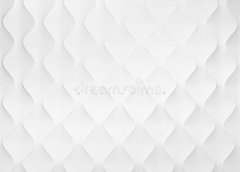 Αφηρημένο άσπρο υπόβαθρο διαμαντιών στοκ φωτογραφία