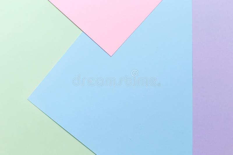 Αφηρημένο έγγραφο χρώματος στοκ φωτογραφίες με δικαίωμα ελεύθερης χρήσης