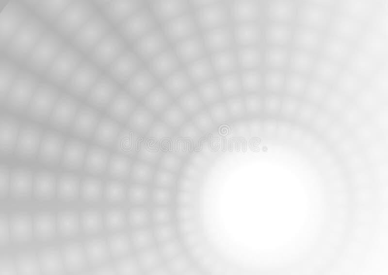 Αφηρημένο λαμπρό γκρίζο διανυσματικό υπόβαθρο τεχνολογίας διανυσματική απεικόνιση
