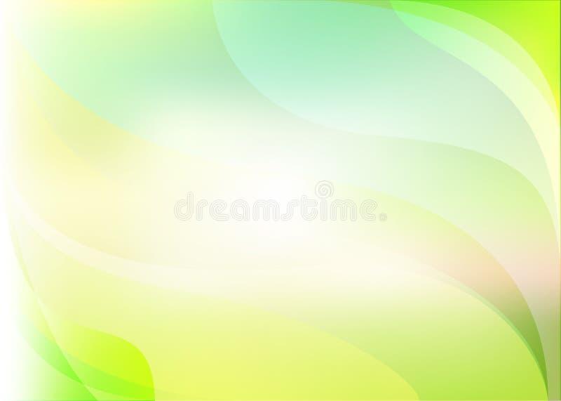 Αφηρημένο ανοικτό κίτρινο πράσινο υπόβαθρο στοκ φωτογραφία με δικαίωμα ελεύθερης χρήσης