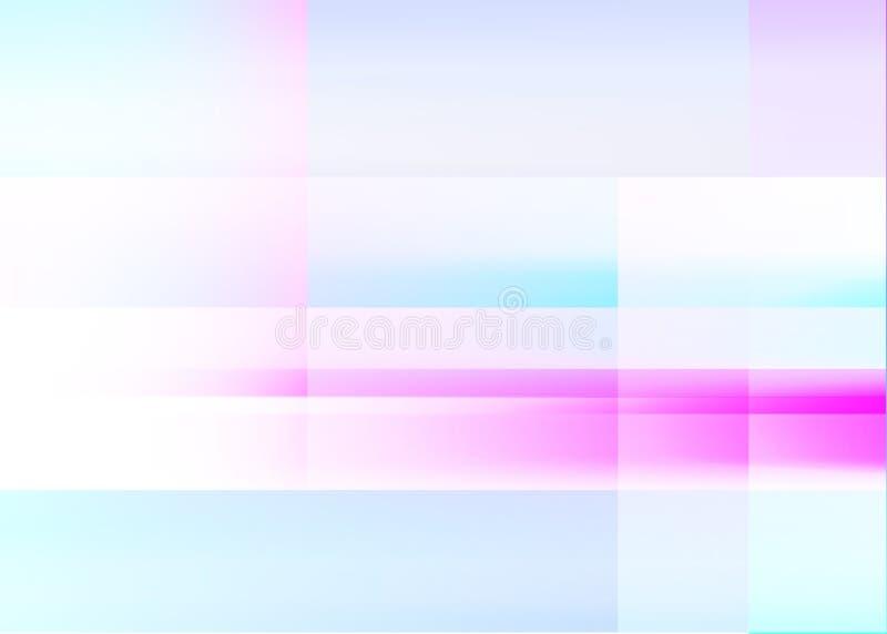 Αφηρημένο ανοικτό ροζ μπλε υπόβαθρο στοκ φωτογραφία