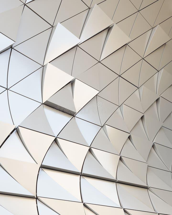 αφηρημένο αρχιτεκτονικό π&rh στοκ εικόνες