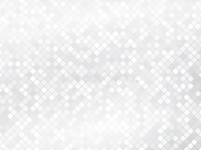 αφηρημένο ασήμι ανασκόπησης διανυσματική απεικόνιση