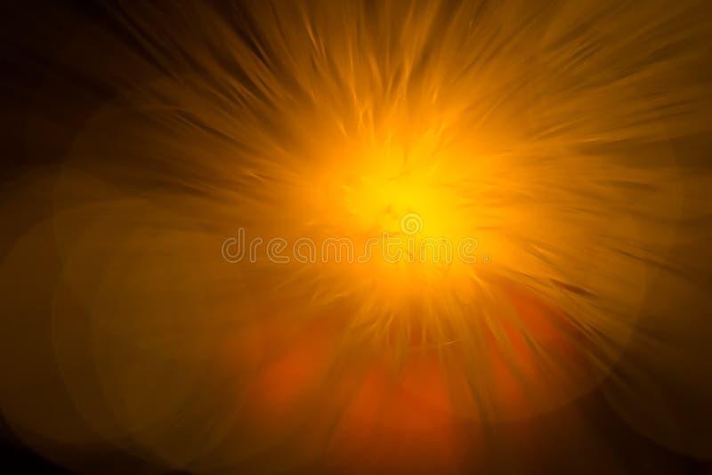 αφηρημένο αστέρι πυρκαγιά&sigma στοκ εικόνες