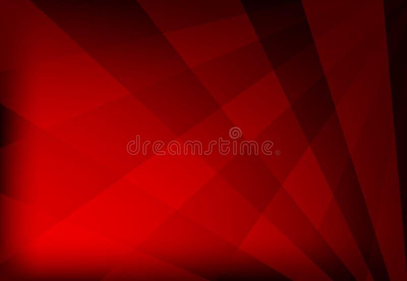 Αφηρημένο γεωμετρικό διαμορφωμένο διανυσματικό υπόβαθρο κόκκινου χρώματος, ταπετσαρία για οποιοδήποτε σχέδιο απεικόνιση αποθεμάτων