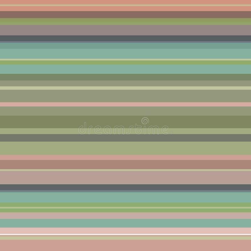 Αφηρημένο γεωμετρικό ριγωτό υπόβαθρο Τυπωμένη ύλη για το ύφασμα ή το τυλίγοντας έγγραφο διανυσματική απεικόνιση