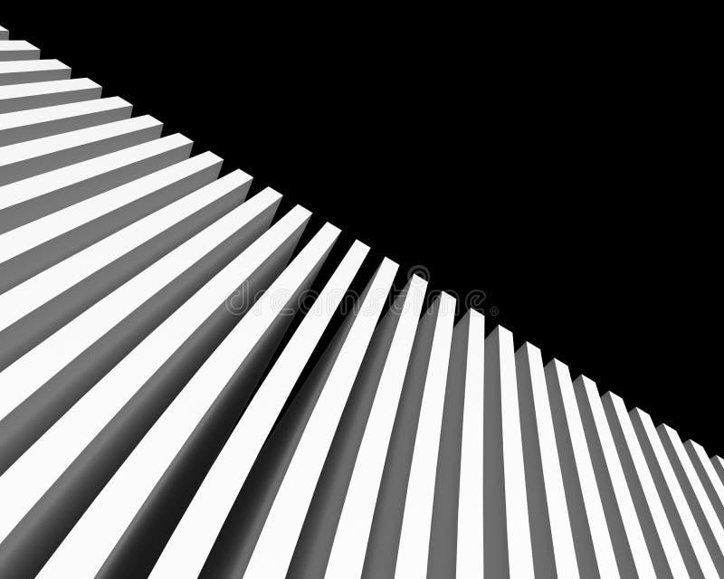 Αφηρημένο γεωμετρικό υπόβαθρο ελεύθερη απεικόνιση δικαιώματος