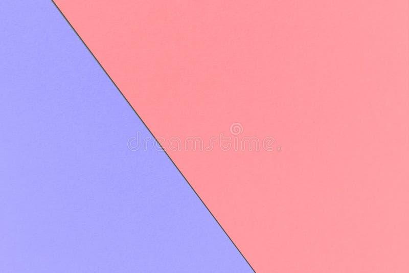 Αφηρημένο γεωμετρικό υπόβαθρο κρητιδογραφιών ουράνιων τόξων με την τουλίπα και τα μέγιστα μπλε πορφυρά χρώματα, σύσταση εγγράφου  στοκ φωτογραφία με δικαίωμα ελεύθερης χρήσης