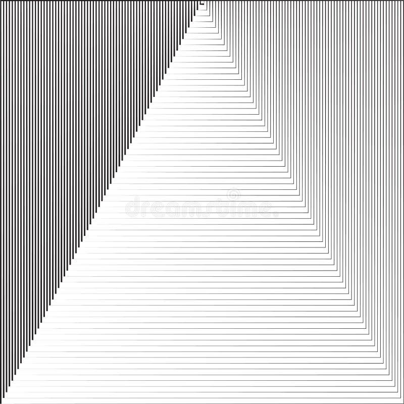 Αφηρημένο γεωμετρικό υπόβαθρο monochtome r ελεύθερη απεικόνιση δικαιώματος