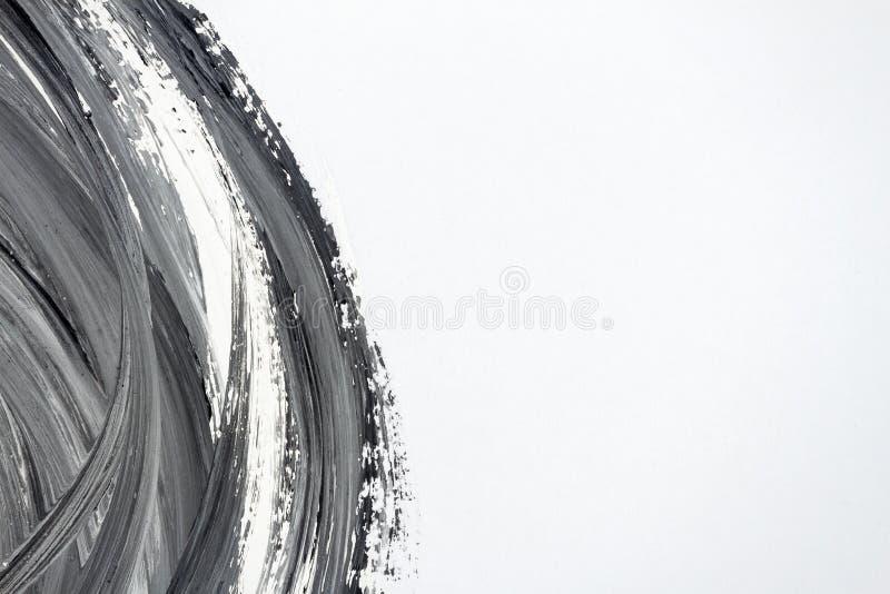 Αφηρημένο γραπτό χρωματισμένο χέρι υπόβαθρο διανυσματική απεικόνιση