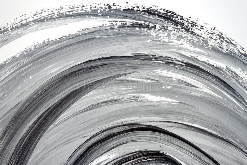 Αφηρημένο γραπτό χρωματισμένο χέρι υπόβαθρο απεικόνιση αποθεμάτων